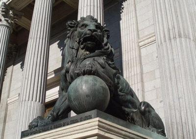 Reforma e instalación de sistema de producción de calor en los edificios del Congreso de los Diputados, Madrid