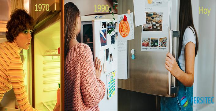 Historia de los electrodomésticos Parte II: El frigorífico