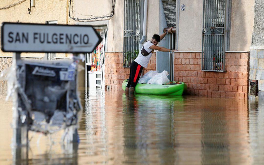 Cómo actuar en caso de inundación