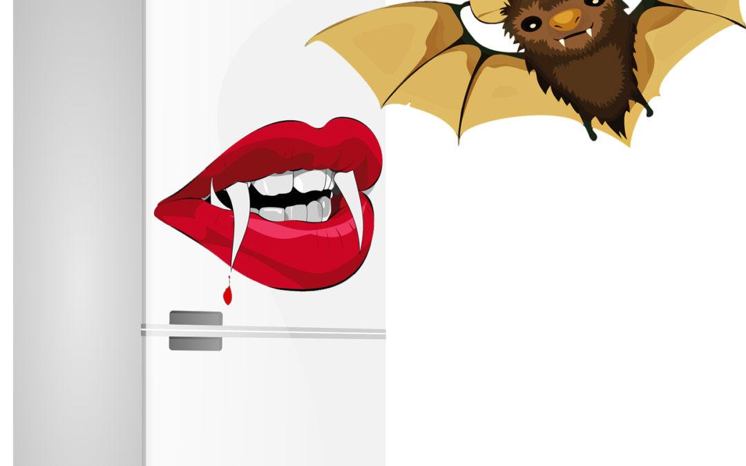 """¿Qué son los electrodomésticos """"vampiro""""?"""