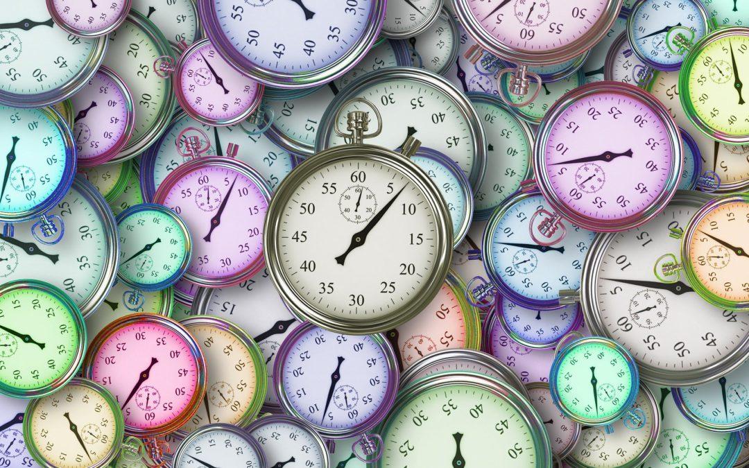 El cambio de hora (parte I)