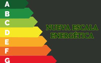 Nuevo etiquetado de eficiencia energética